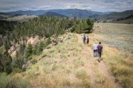 Tours of Yellowstone River Trail